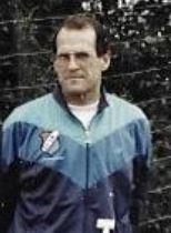 Oud trainer Joop van de Wiel overleden